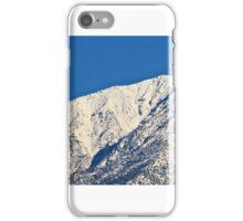 Mt. Baldy iPhone Case/Skin
