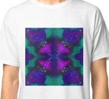 Kaleidoscope Dreams - Teal/Pink Classic T-Shirt