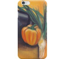 Eat Your Vegetables iPhone Case/Skin