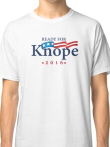 Leslie Knope 2016 Classic T-Shirt