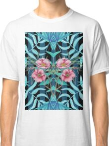 Tropical Nostalgia Mirror Classic T-Shirt