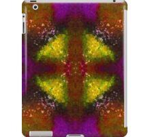 Kaleidoscope Dreams - Yellow/Purple iPad Case/Skin