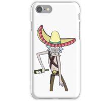 Rick sombrero iPhone Case/Skin