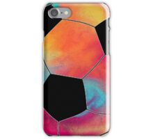 Soccer Ball #4 iPhone Case/Skin