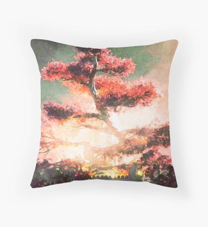 The Shannara Chronicles - Ellcrys Throw Pillow