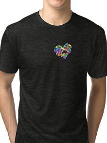 The Missing Piece..... Tri-blend T-Shirt