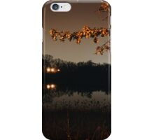 Park in the City  iPhone Case/Skin