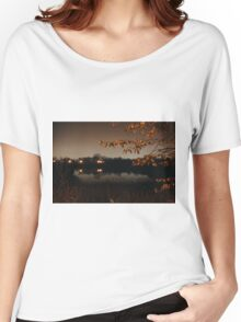 Park in the City  Women's Relaxed Fit T-Shirt