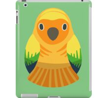 Sun Conure Nesting Doll iPad Case/Skin
