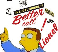 better call leonel hutz by ForTeen