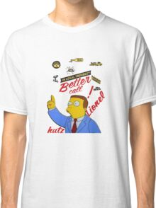 better call leonel hutz Classic T-Shirt