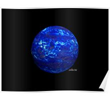 Abstract Planet 112L Poster