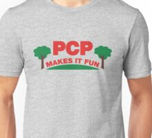 PCP Makes It Fun Leslie Knope Funny Design Unisex T-Shirt
