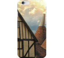 A Kentish roofscape iPhone Case/Skin