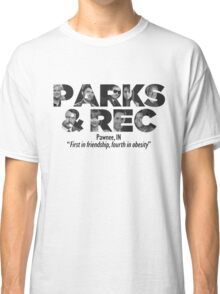 Parks and Recreation Classic T-Shirt