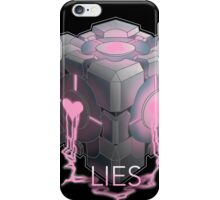 Lies. iPhone Case/Skin