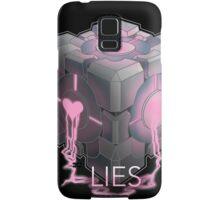 Lies. Samsung Galaxy Case/Skin