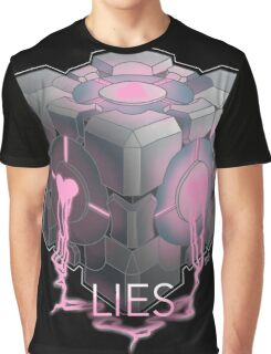 Lies. Graphic T-Shirt