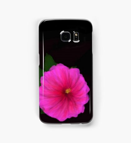 Painted Flower Samsung Galaxy Case/Skin
