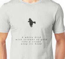 White Bird Unisex T-Shirt