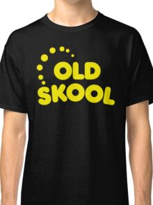 Old Skool Music Quote Classic T-Shirt