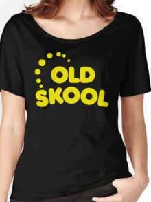 Old Skool Music Quote Women's Relaxed Fit T-Shirt