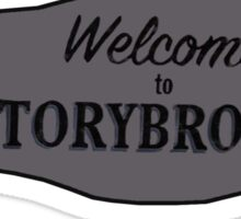Once Upon a Time Storybrooke Sticker
