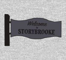 Once Upon a Time Storybrooke One Piece - Long Sleeve