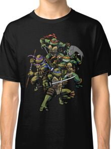 Turtle Power (textless) Classic T-Shirt