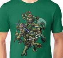 Turtle Power (textless) Unisex T-Shirt