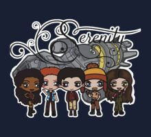 Firefly - Serenity and Crew Kids Tee