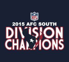 Houston Texans - 2015 AFC South Champions by petdot