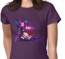 Psylocke Womens Fitted T-Shirt