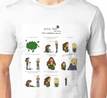 Pickup Limes Unisex T-Shirt