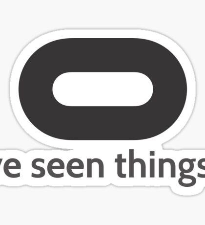 I've seen things Sticker