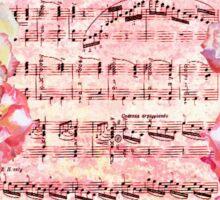 Waltz Of The Flowers Sweet Roses Sticker