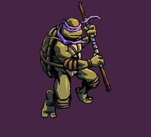 Turtle Power DON T-Shirt