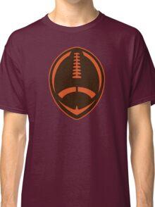 Vector Football - Brown Classic T-Shirt