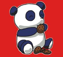 Panda love cookies One Piece - Long Sleeve
