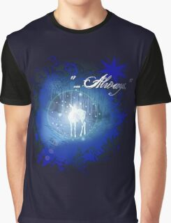 Always - The Silver Doe Graphic T-Shirt