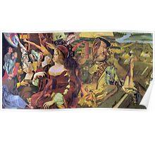 Renaissance Manoeuvres. Poster