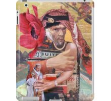 Vincent Holding the Pope. iPad Case/Skin