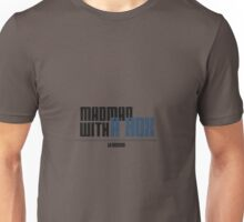 Madman with a box! Unisex T-Shirt