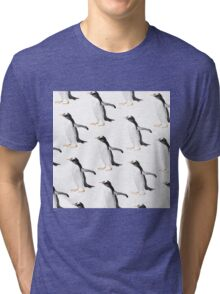 Flying Penguins Tri-blend T-Shirt