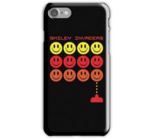 Smile Invaders Gaming Quote iPhone Case/Skin