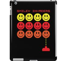Smile Invaders Gaming Quote iPad Case/Skin