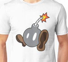 Big Cute Grey Bomb Unisex T-Shirt