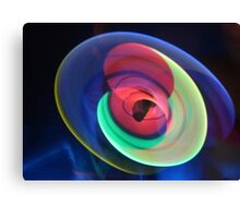Elliptical Canvas Print