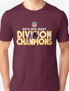 Washington Redskins - 2015 NFC East Champions T-Shirt