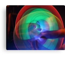 Multiple Colors Canvas Print